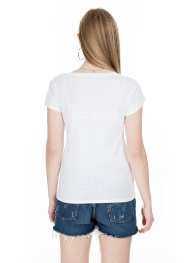 Only Tişört Beyaz